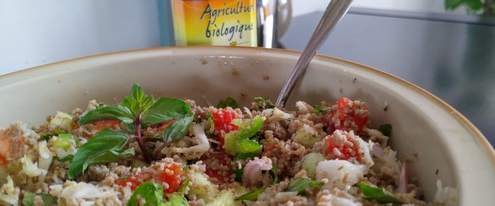 Meal Prep : 3ème Jour